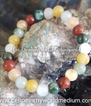Bracelet en Jade