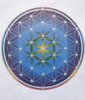 Fleur de Vie 1 pour purification des pierres