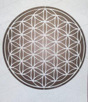 Fleur de Vie 5 pour purification des pierres